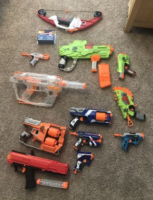Nerf Gun Fun!!! for Sale in Canby, OR