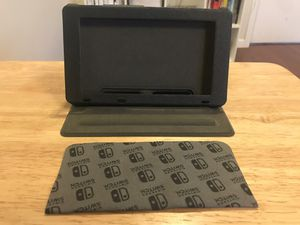 Nintendo Switch Travel Stand Case and Cleaning Cloth for Sale in San Francisco, CA