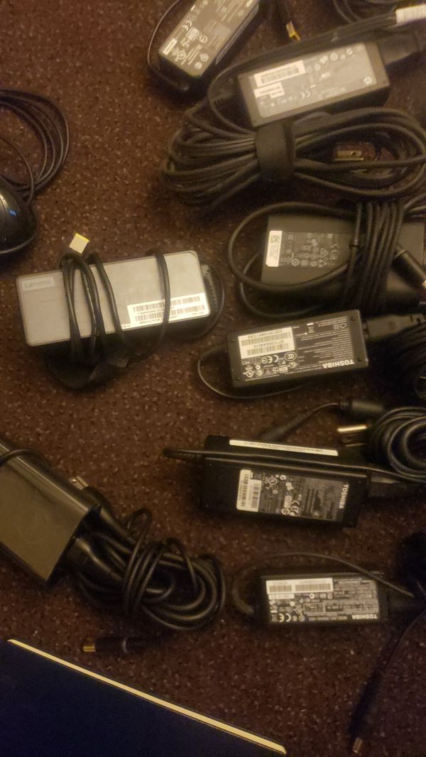 Laptop Chargers (original)[DELL,HP,LENOVO,TOSHIBA]