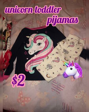 🥺💕 toddler cute clothes {unicorn, moana, dress} for Sale in Richardson, TX