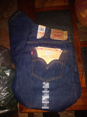 Levis 40x30 azul 45× page 55 mas tax new for Sale in Las Vegas, NV
