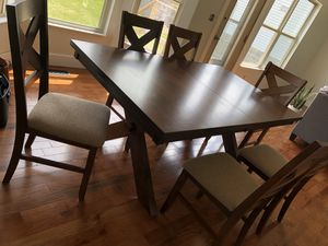 Solid Wood Dining Room set for Sale in Orient, OH