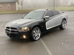 2012 DODGE CHARGER R/T HEMI 5.7 TRADES? for Sale in Tacoma, WA
