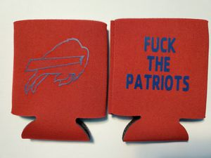 Bills Can Koozies for Sale in Lancaster, NY
