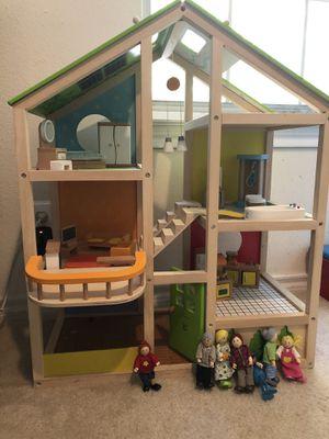 Hape doll house for Sale in Alexandria, VA