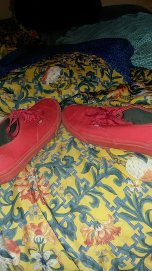 All Red Vans for Sale in Macon, GA