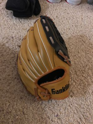 Franklin Baseball glove, child size for Sale in Seattle, WA