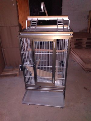 King's Aluminum Bird Cage for Sale in Bristol, PA