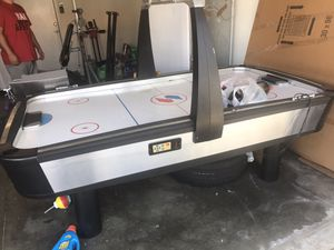 Sport craft air hockey table for Sale in Moreno Valley, CA