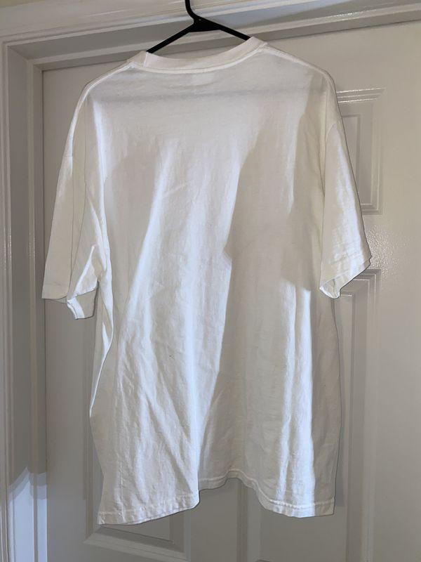 Supreme Fuck Love T-Shirt White size XL