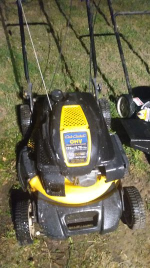 Lawn mower with r r drive for Sale in District Heights, MD