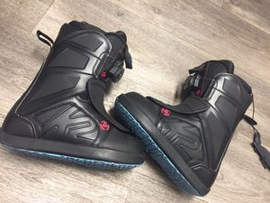 Snowboard boots size 5 for Sale in Las Vegas, NV