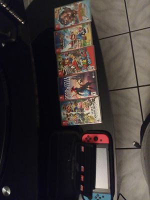 Nintendo Switch Bundle for Sale in Miami Beach, FL