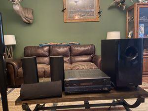 Onkyo surround system for Sale in Aurora, OR