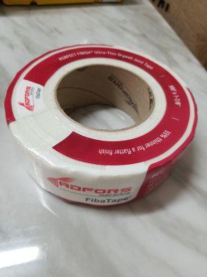 "ADFORS Fibatape, sheetrock tape, 300 feet x 1 7/8"" for Sale in Houston, TX"