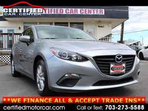 2014 Mazda MAZDA3 for Sale in Fairfax, VA