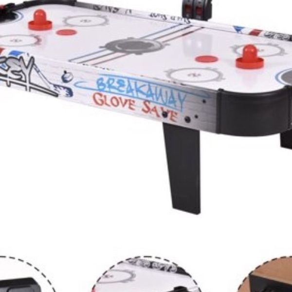 Air Hockey Table (New In the Box) $80