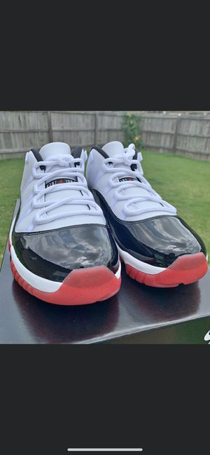 Jordan 11 Low Concord Bred for Sale in Silver Spring, MD