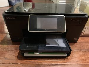 HP Photosmart Wireless Color Photo Printer with Scanner and Copier for Sale in Springfield, VA