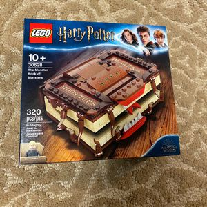 Lego Harry Potter Monster Book Of Monsters 30628 for Sale in North Haven, CT