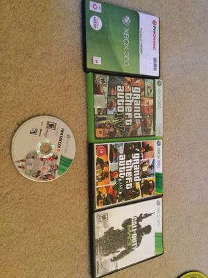 XBOX Games for Sale in Arlington, TX