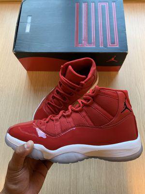 """Jordan 11 """"win like 96"""" for Sale in Anchorage, AK"""