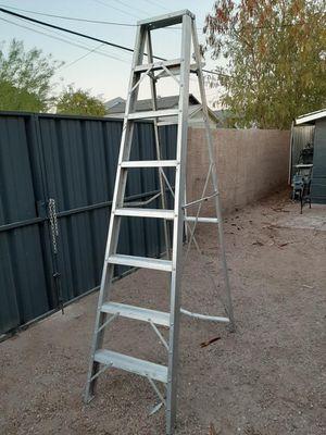 8ft Aluminium Step Ladder [Read Description] for Sale in Phoenix, AZ