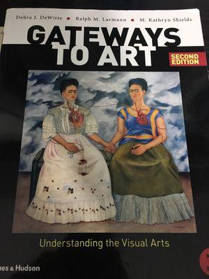 Gateways to Art Second Edition for Sale in Davie, FL