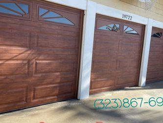 Garage Doors for Sale in Commerce,  CA