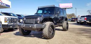 2015 Jeep Wrangler for Sale in Dallas, TX