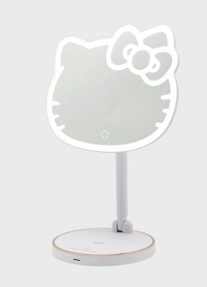 Hello kitty led makeup mirror impressions vanity for Sale in Boca Raton, FL
