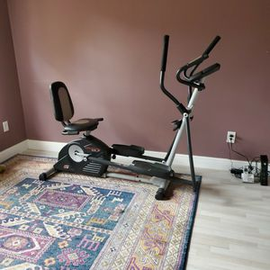 Elliptical Barely Used Perfect Condition for Sale in Hollywood, FL