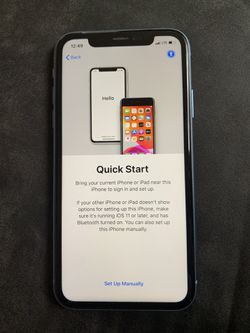iPhone XR 64 GB for Sale in Wenatchee,  WA