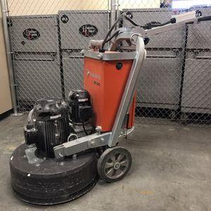 Husqvarna Concrete Grinding /Polishing Equipment for Sale in Las Vegas, NV