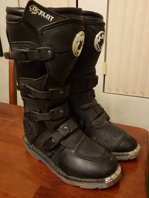Motocross Boots size 6 for Sale in Chino Hills, CA