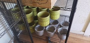 Vases, pots, votives, candles, floral inventory for Sale in Littleton, CO
