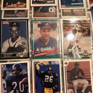 Dave justice MLB Rookie Cards for Sale in Las Vegas, NV