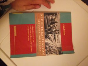 Deculturalization and the Struggle for Equality 6th edition by Joel Spring for Sale in Wheeling, IL