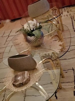 Coffee table and two end tables for Sale in Peoria, AZ