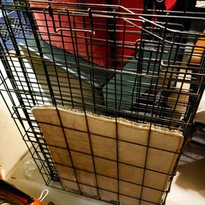 Large dog crate for Sale in S CHEEK, NY