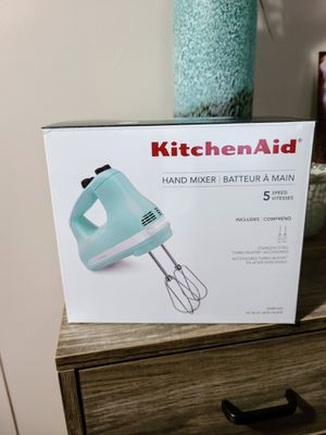 Kitchenaid hand mixer for Sale in West Bloomfield Township, MI