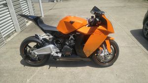 Ktm rc8 for Sale in Williamstown, WV