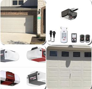 Garage Door and Garage Door Opener for Sale in Austin, TX