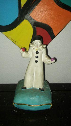 Clown music box for Sale in Las Vegas, NV