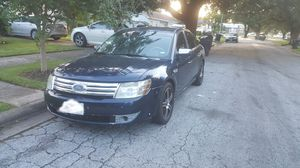 2008 Ford Taurus for Sale in Houston, TX