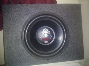 Boss Speaker for Sale in Negaunee, MI
