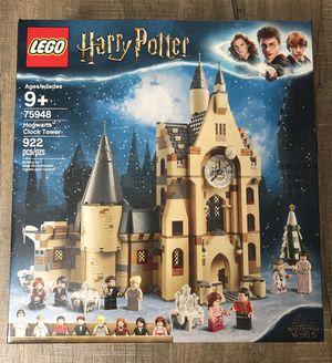 LEGO Harry Potter Hogwarts Clock Tower Set (75948) for Sale in Irvine, CA
