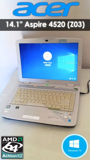 "14.1"" Acer Aspire PC 
