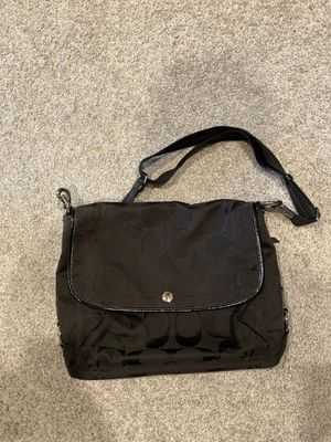 Coach messenger bag for Sale in Enumclaw, WA