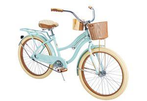 "Huffy 24"" Nel Lusso Girls' Cruiser Bike, Mint Green brand new $255 for Sale in Auburn, WA"